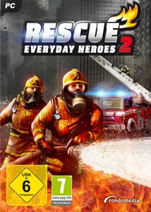 RESCUE 2: Everyday Heroes (Feuerwehr Simulation)