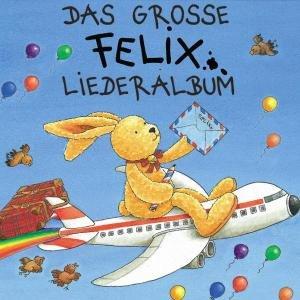 Das große Felix-Liederalbum. CD