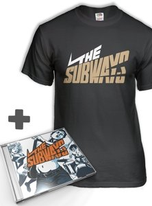 Subways-CD+T-Shirt M Ladies,The