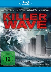 Killer Wave Tsunami des Todes-Blu-ray Disc