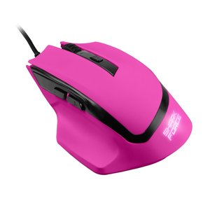 Sharkoon SHARK Force - Gaming Mouse - Pink