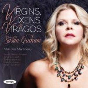Virgins,Vixen & Viragos