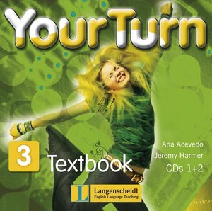 Your Turn 3 - 2 Audio-CDs