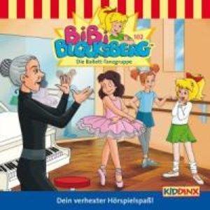 Bibi Blocksberg 102. Die Ballett-Tanzgruppe