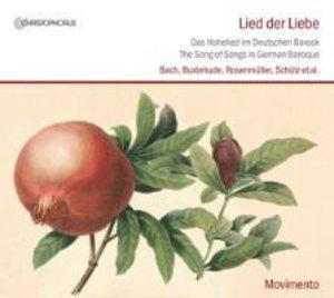 LIeder der Liebe-Das Hohelied im Deutschen Barock