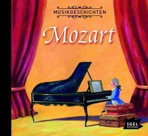 Mozarts große Reise - unterwegs in Europa 1763-1766