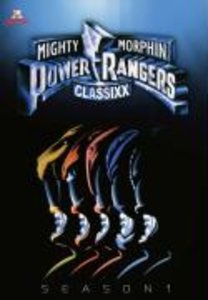 Mighty Morphin 1 (Komplette Staffel)