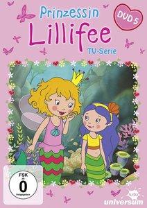 Prinzessin Lillifee TV Serie-DVD 5