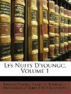 Les Nuits D'youngc, Volume 1