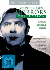Meister des Horrors Collection