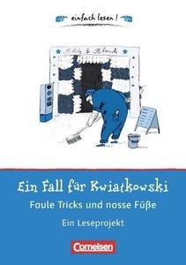 Ein Fall für Kwiatkowski - Faule Tricks und nasse Füße