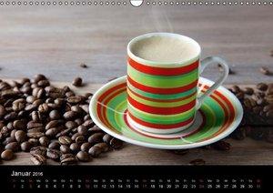Kaffee & Schokolade (Wandkalender 2016 DIN A3 quer)
