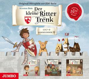 Der kleine Ritter Trenk - Die Sammlerbox 3, CD 7-9