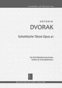 Schottische Tänze Opus 41