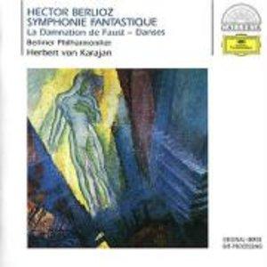 Symphonie Fantastique/La Damnation De Faust