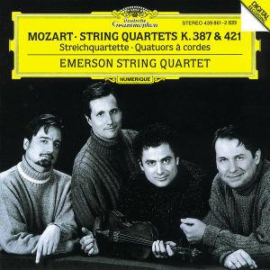 Streichquartette K.387 & 421