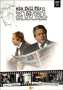 Ein Fall Für Zwei,DVD 4