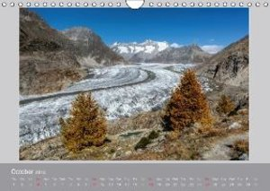 Switzerland Mountainscapes 2015 (Wall Calendar 2015 DIN A4 Lands