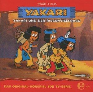(13)HSP z.TV-Serie-Yakari Und Der Riesenvielfraß