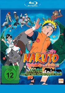 Naruto - The Movie 3 - Die Hüter des Sichelmondreiches