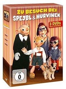 Zu Besuch bei Spejbl & Hurvinek - 3er Schuber (Wie alles begann;