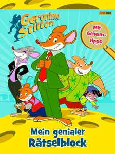 Geronimo Stilton Rätselblock