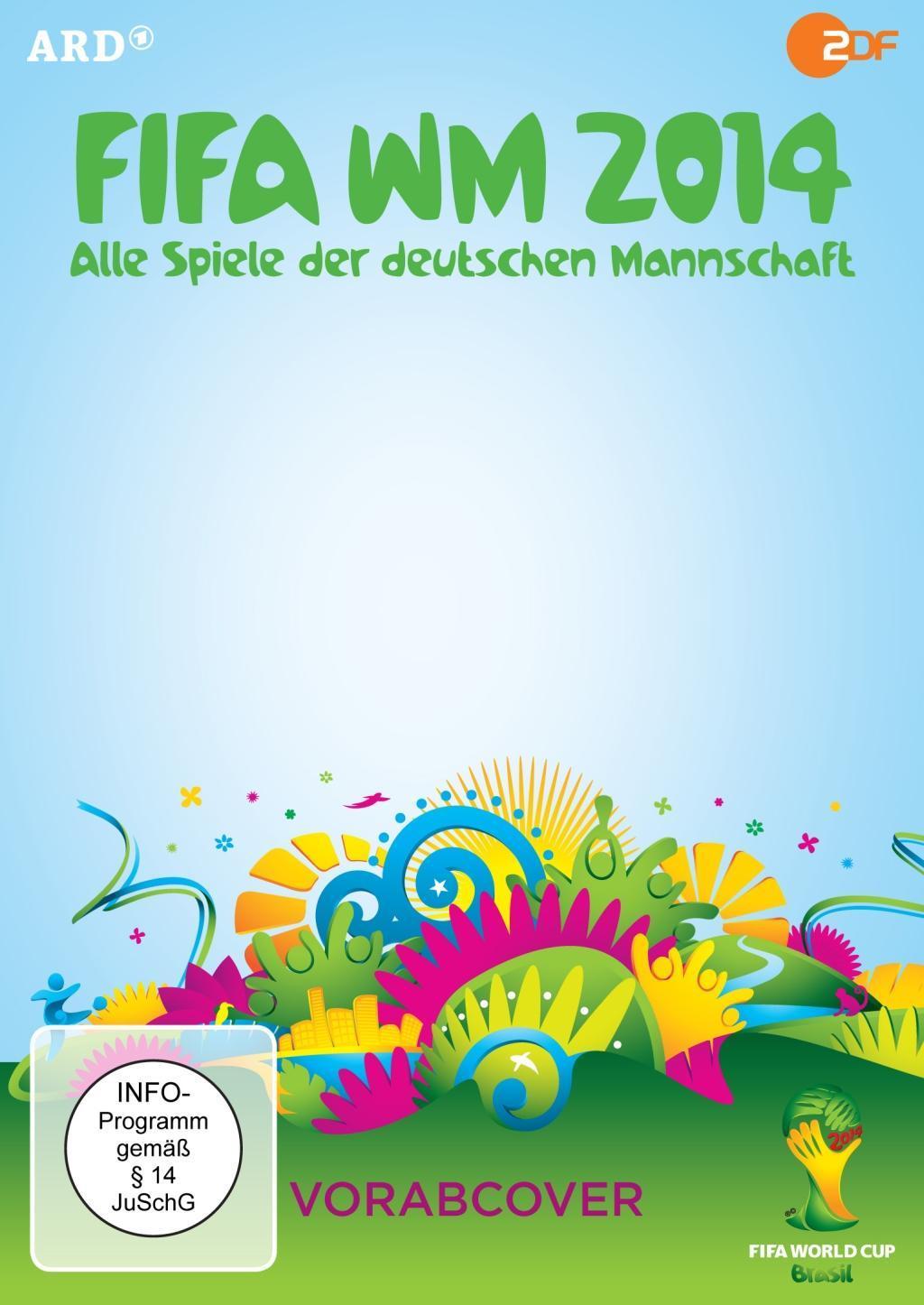 FIFA WM 2014 - Alle Spiele der deutschen Mannschaft - zum Schließen ins Bild klicken