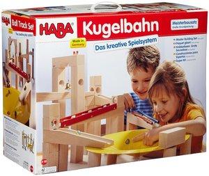 HABA 3524 - Meisterbausatz Kugelbahn