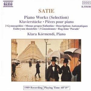 Klavierwerke (Auswahl)
