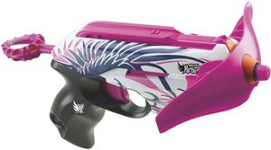 Hasbro A4739 - Nerf Rebelle, Pink Crush