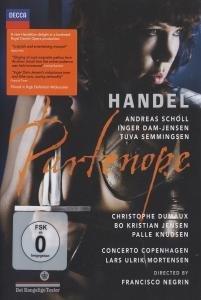 HÄNDEL: PARTENOPE (2 DVD)