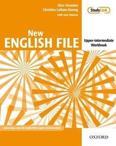 English File - New Edition. Upper-Intermediate. Workbook