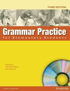 Grammar Practice for Elementary Student Book no key pack