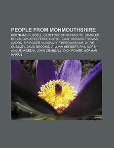 People from Monmouthshire
