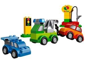 LEGO ® Lego Duplo 10552 - Fahrzeug-Kreativset