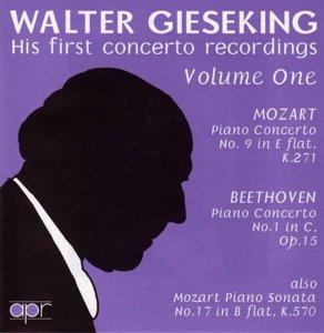 Die ersten Konzertaufnahmen Vol.1