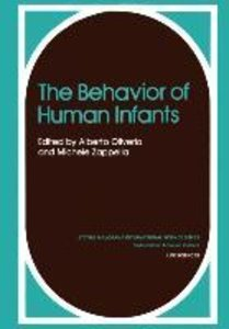 The Behavior of Human Infants