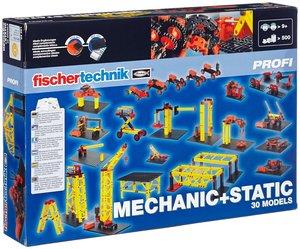 Fischertechnik 93291 - Profi Mechanic + Static