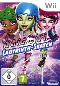 Monster High - Labyrinth-Skaten (Software Pyramide)