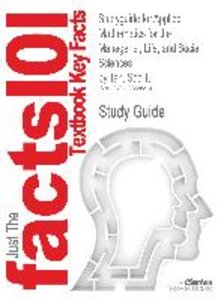Studyguide for Applied Mathematics for the Managerial, Life, and