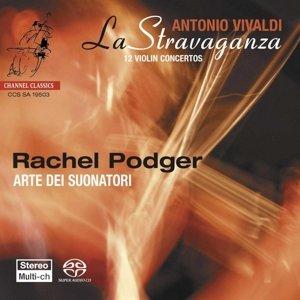 La Stravaganza/12 Violinkonzerte