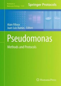 Pseudomonas Methods and Protocols