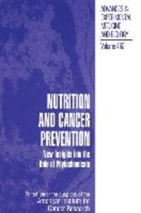 Nutrition and Cancer Prevention