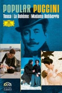 Popular Puccini (3dvd-Set)