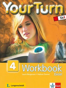Your Turn 4 - Workbook Excel