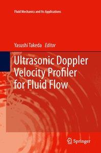Ultrasonic Doppler Velocity Profiler for Fluid Flow