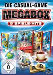 Die Casual-Game MegaBox - 5 Spiele-Hits