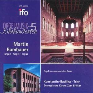 Orgelmusik Aus 5 Jahrhunderten