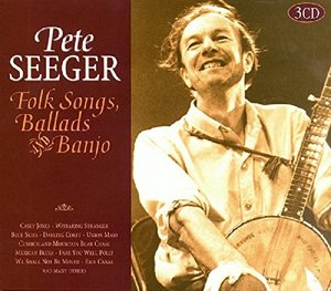 Folk Songs,Ballads & Banjo