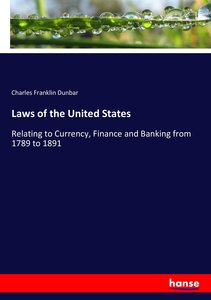 Laws of the United States